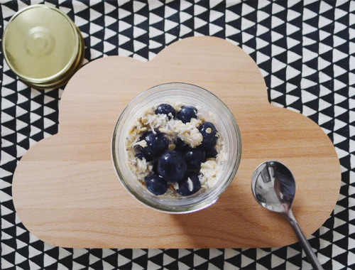 Overnight Oats - doorsixteen.com