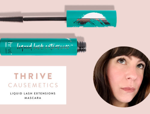 Thrive Causemetics Liquid Lash Extensions Mascara - doorsixteen.com