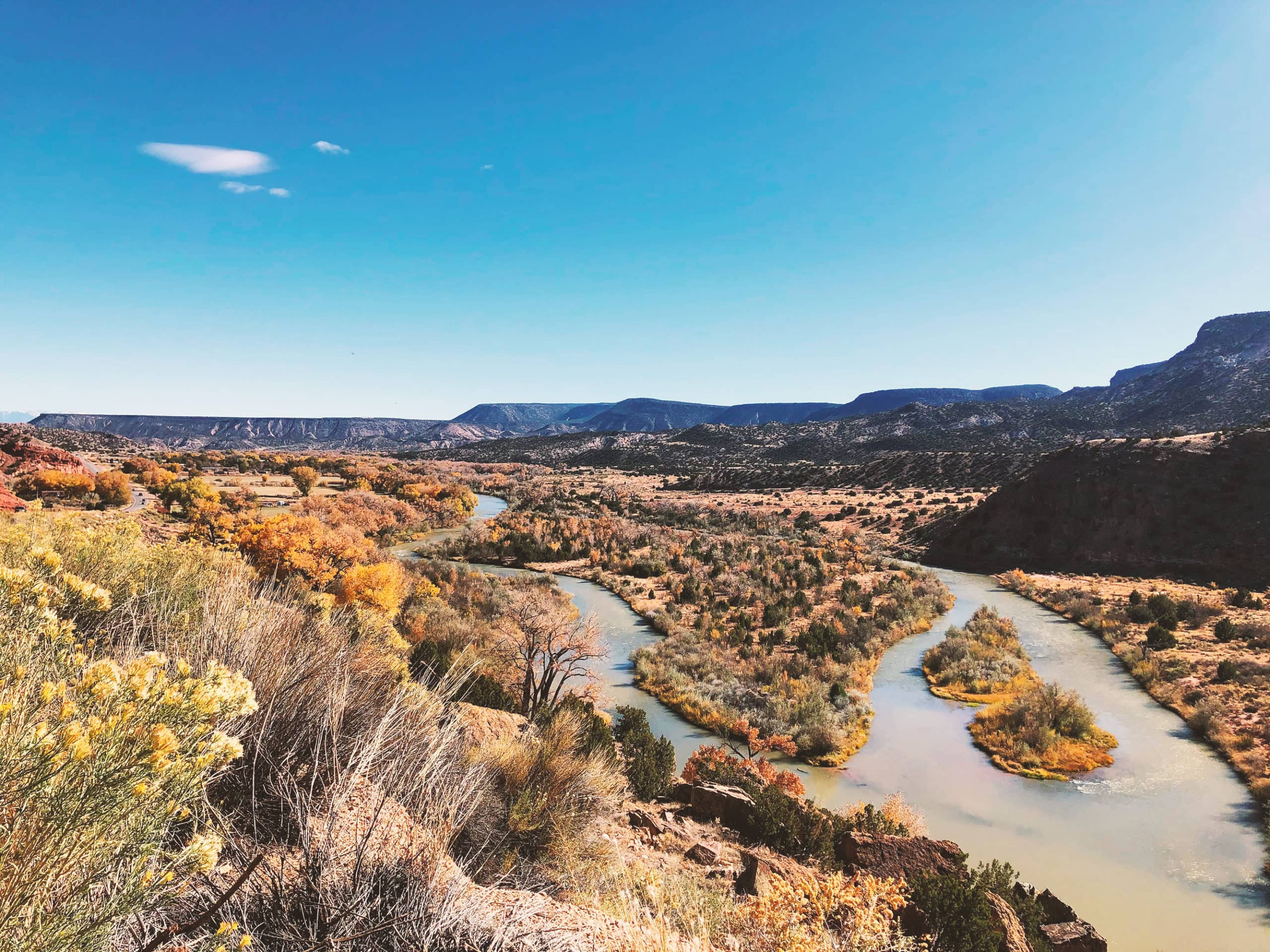 Rio Chama, New Mexico - doorsixteen.com