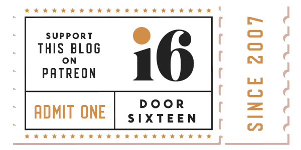 Support Door Sixteen on Patreon