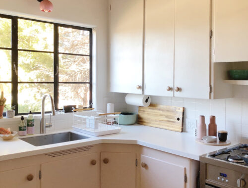 Santa Fe kitchen renovation AFTER